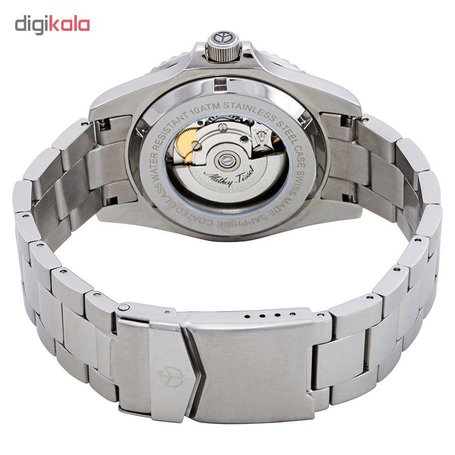 کد تخفیف                                      ساعت مچی عقربه ای مردانه متی تیسوت مدل H901ATBU