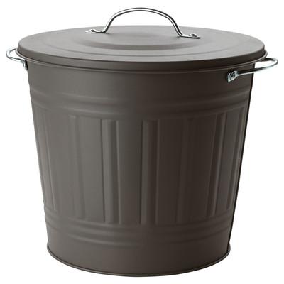 سطل زباله ایکیا مدل ۶۰۳۱۲۲۴۹ – KNODD و ۳۶ مدل سطل زباله