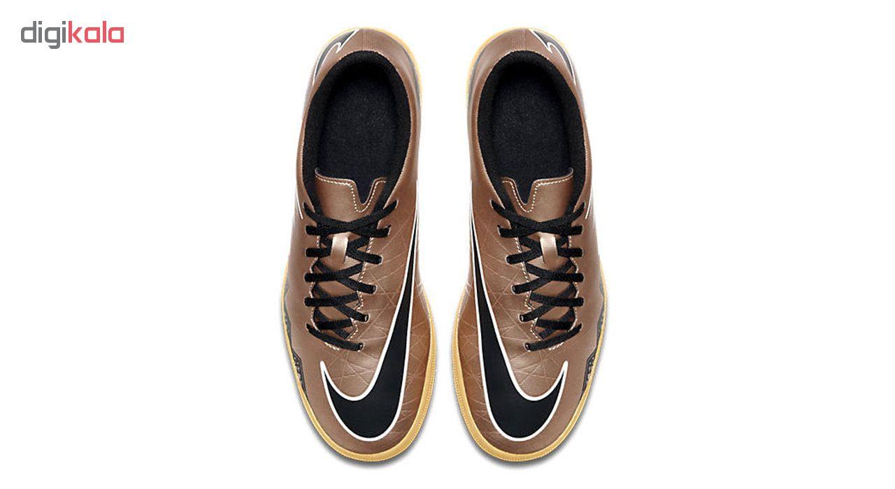کفش فوتسال مردانه نایکی مدل HYPERVENOM PHADE II IC