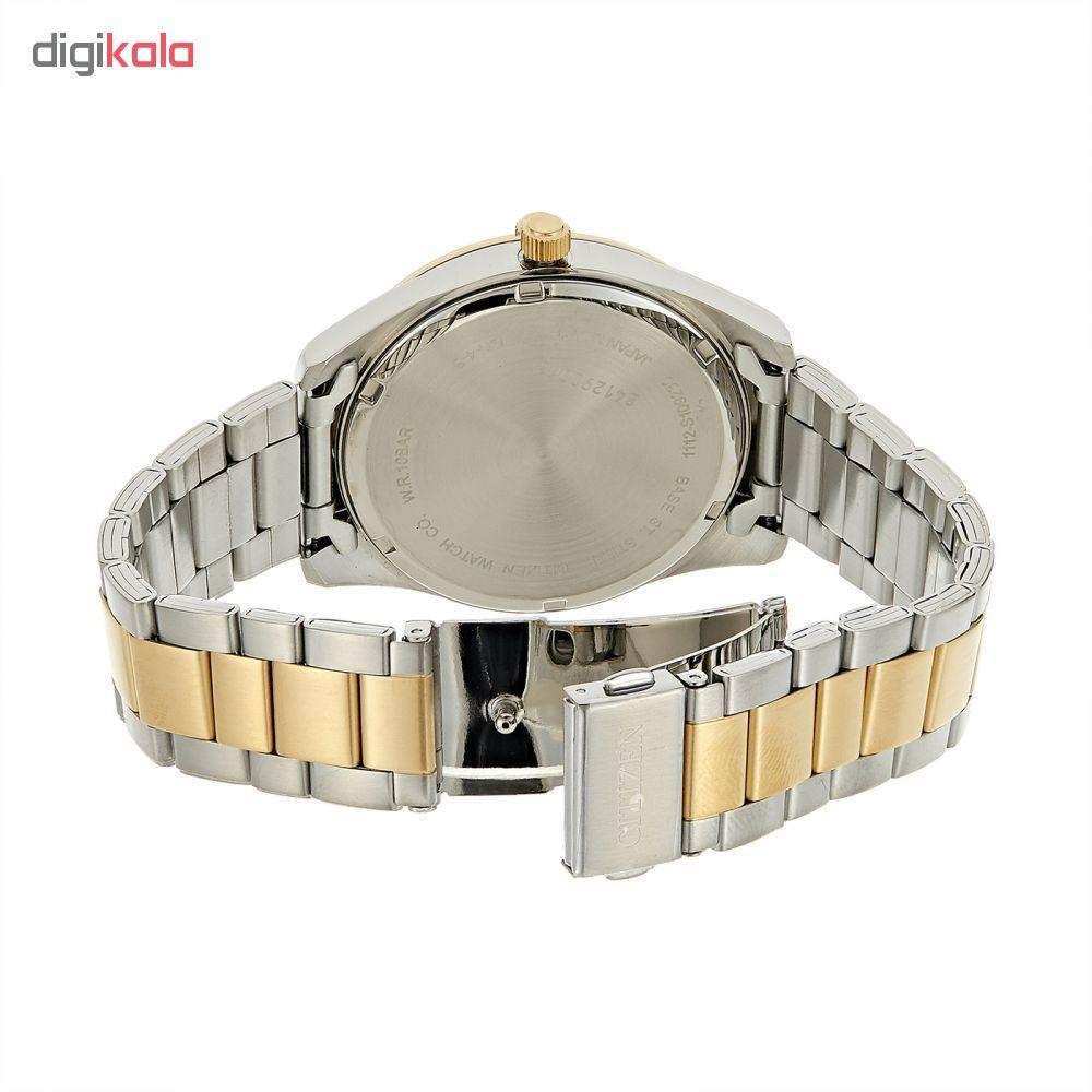ساعت مچی عقربه ای مردانه سیتی زن مدل BI1034-52E