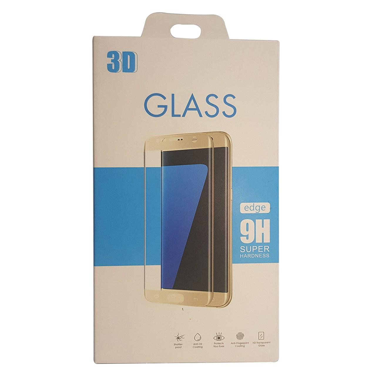 محافظ نمایش سه بعدی مدل Edge 9H مناسب برای گوشی سامسونگ Galaxy S7 Edge