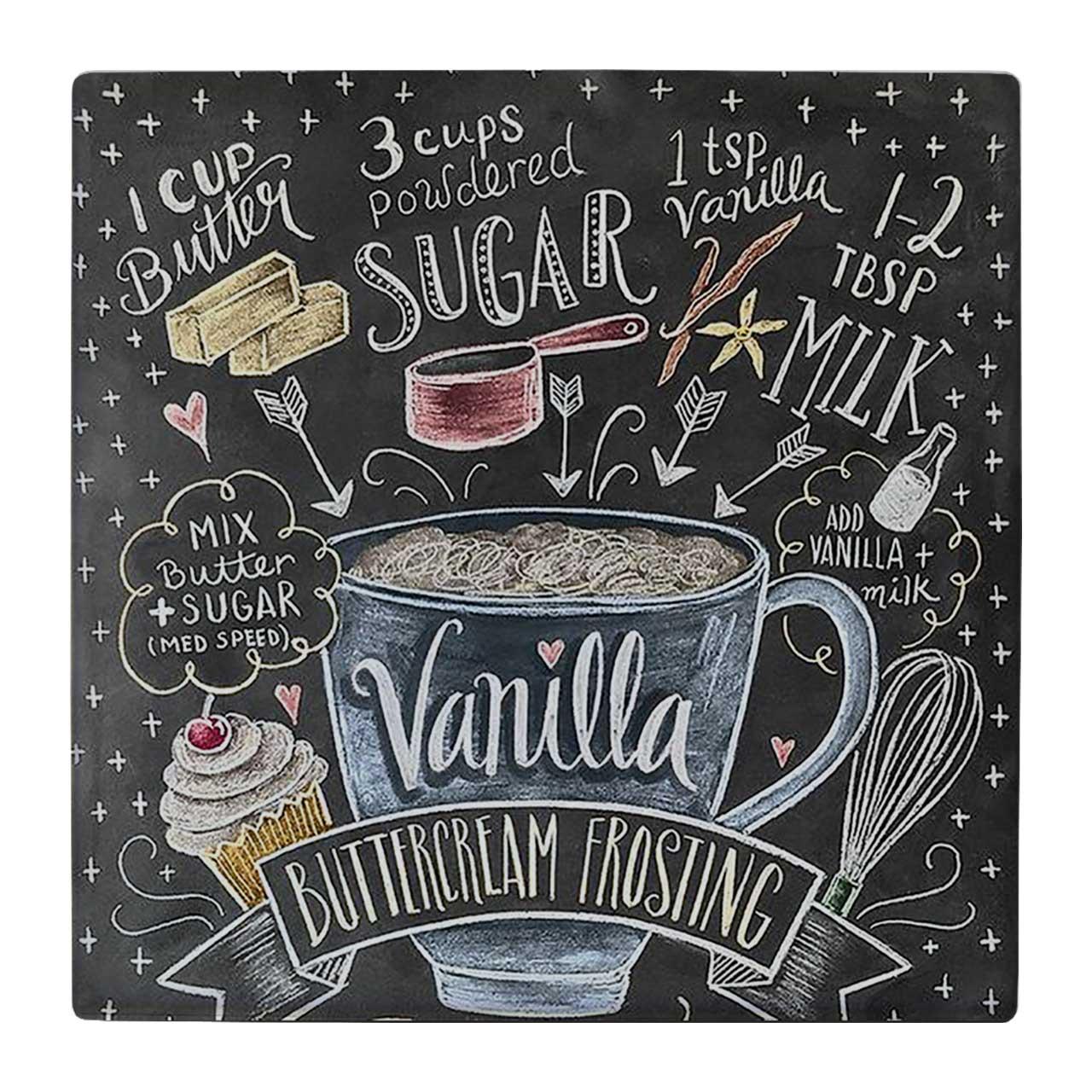 کاشی کارنیلا طرح فنجان قهوه کد wk3086