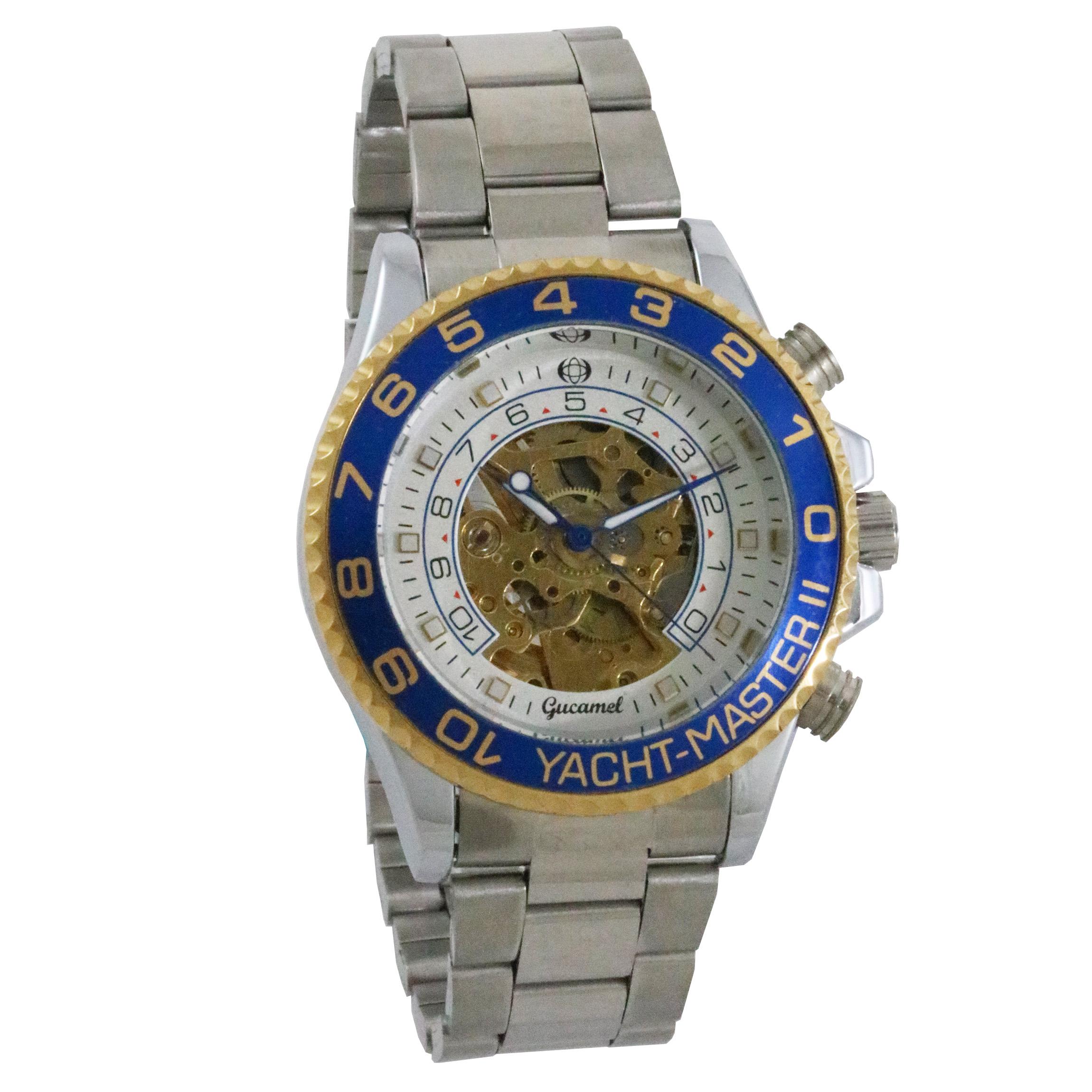 ساعت مچی عقربهای مردانه گوکامل مدل MW548