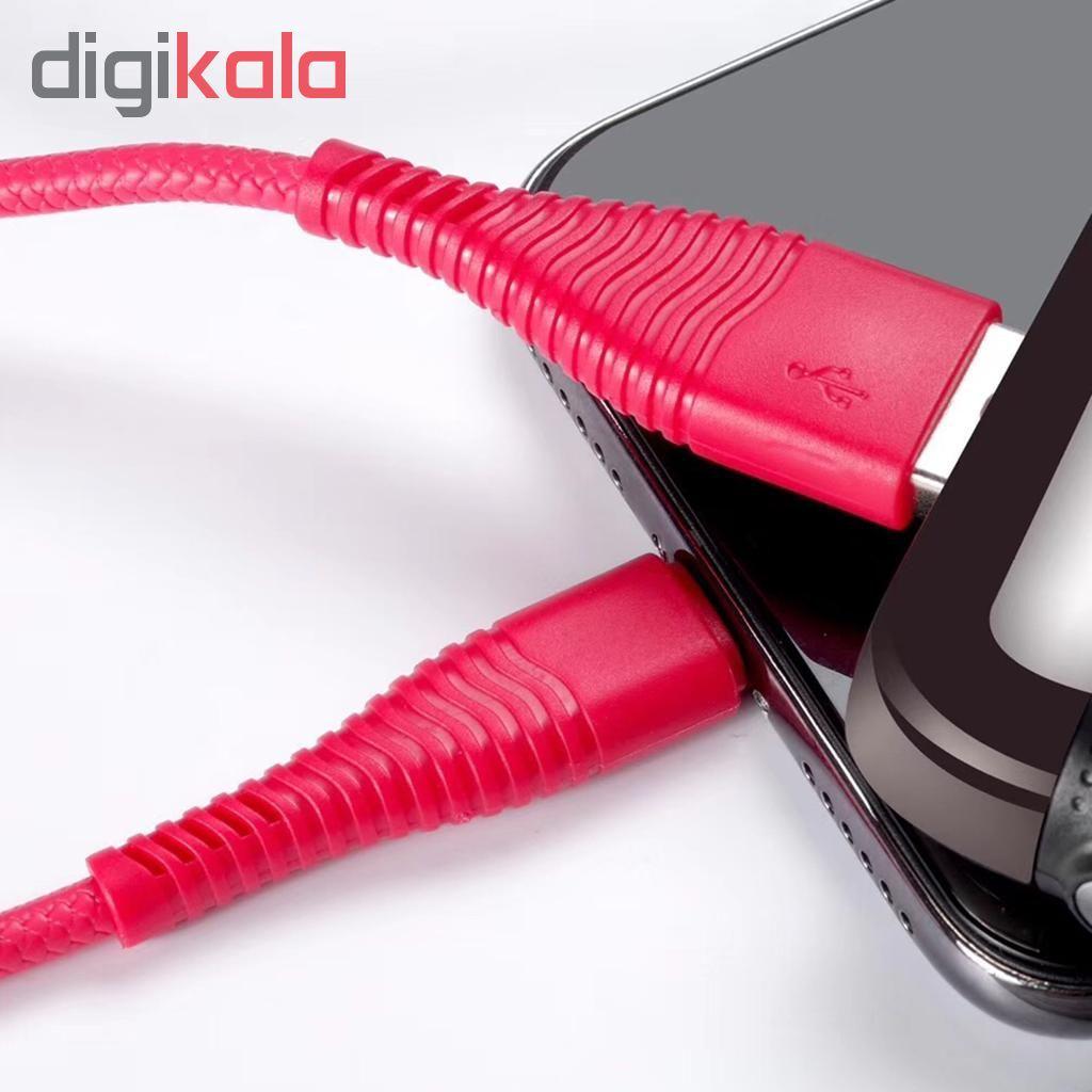 کابل تبدیل USB به لایتنینگ ایکس او مدل NB48 طول 1 متر main 1 6