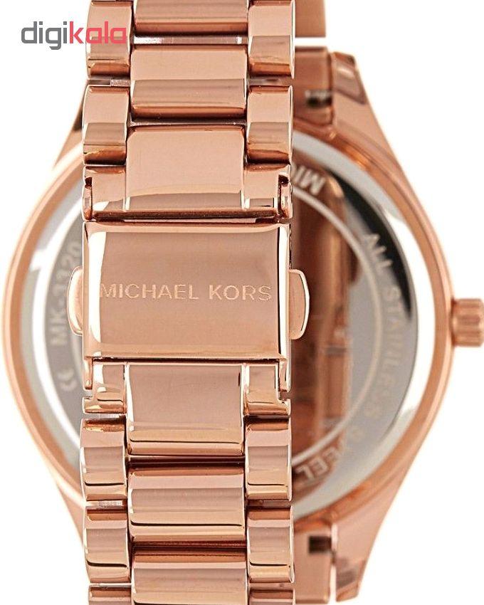 ساعت مچی عقربه ای زنانه مایکل کورس مدل mk3320