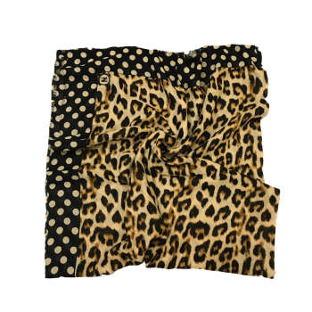 روسری طرح پلنگی کد SC30 |