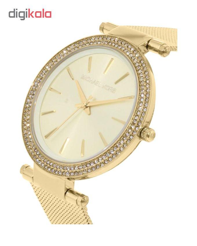 ساعت زنانه برند مایکل کورس مدل mk3368