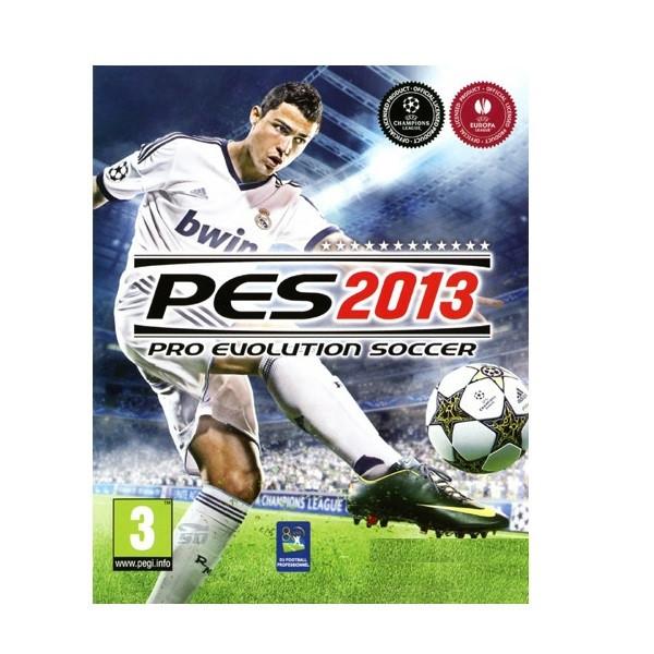 بازی فوتبال PES 2013 آخرین آپدیت 2017 مخصوص کامپیوتر