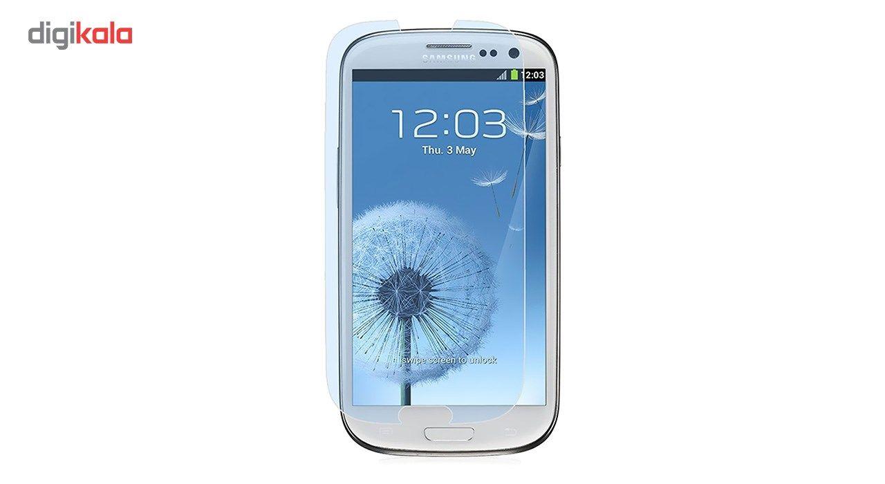 محافظ صفحه نمایش شیشه ای کوالا مدل Tempered مناسب برای گوشی موبایل سامسونگ Galaxy S3 main 1 2