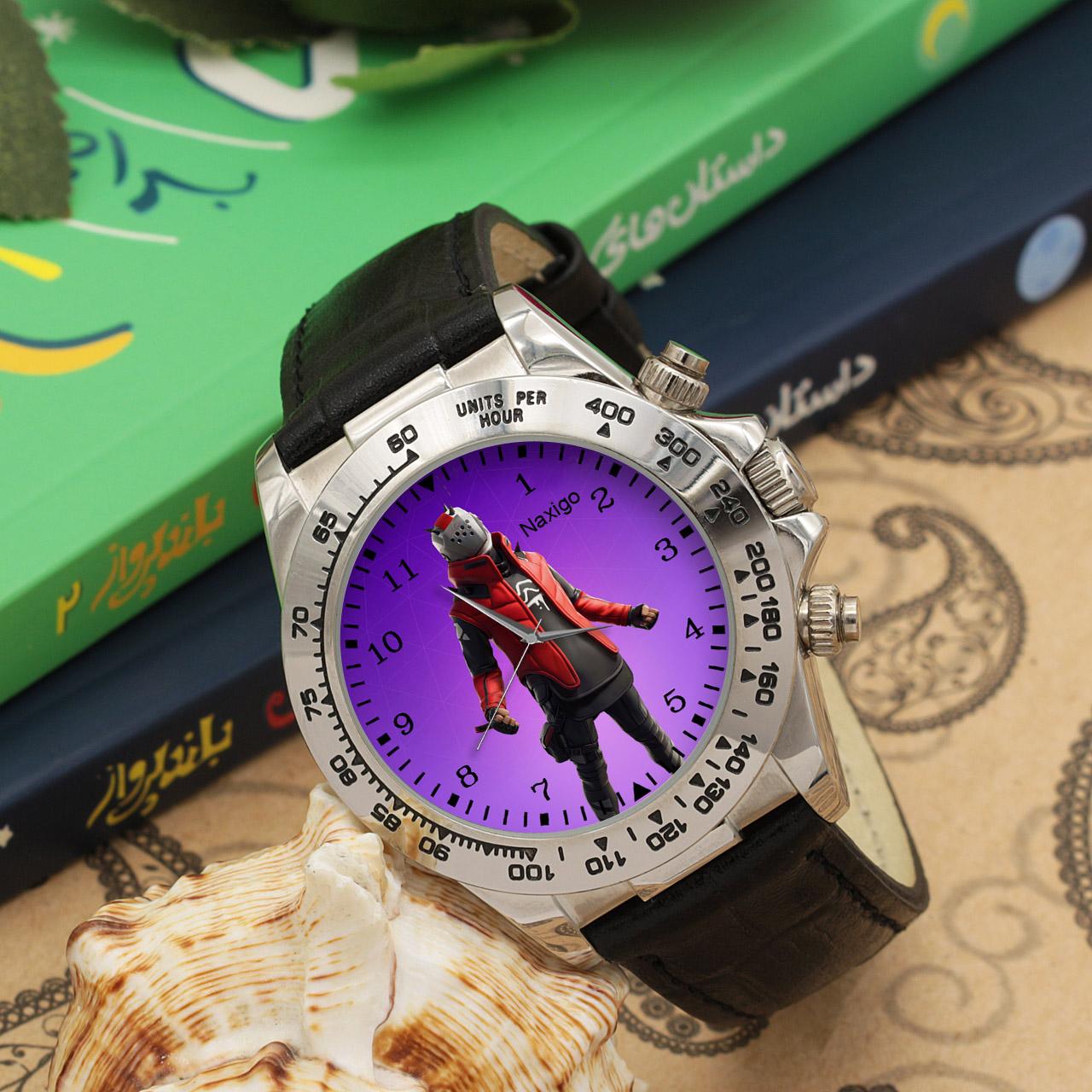 ساعت مچی  مردانه ناکسیگو مدل فورتنایت کد LS3569