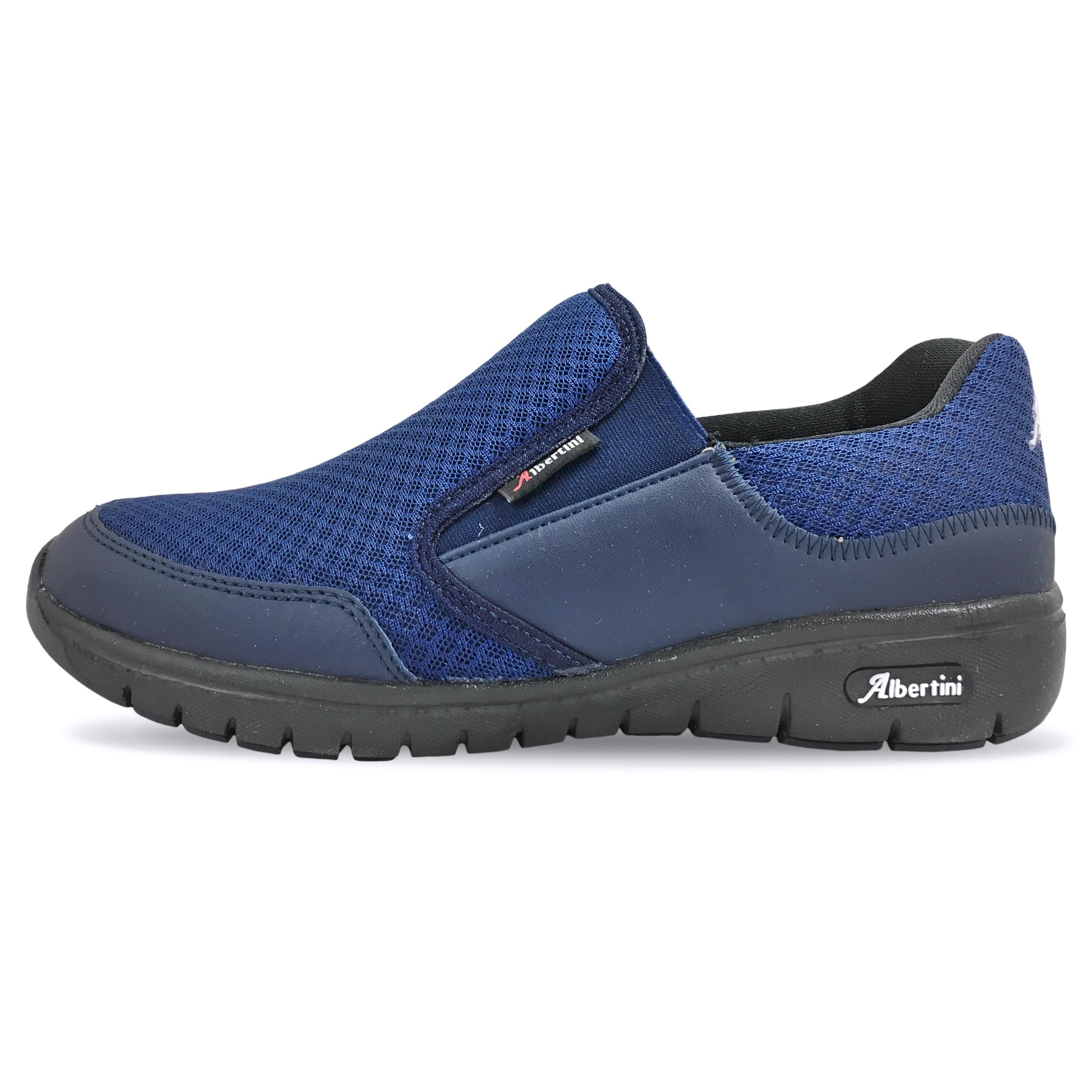 قیمت کفش مخصوص پیاده روی مردانه آلبرتینی مدل ایتالیا کد 3446