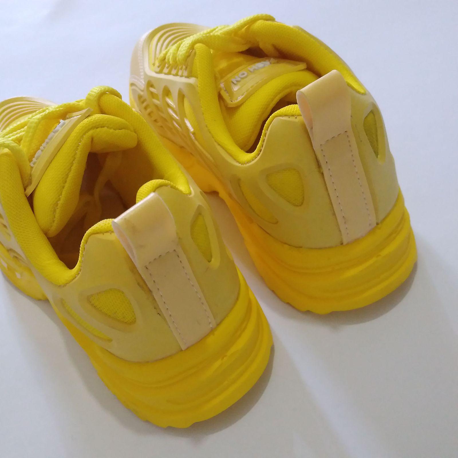 کفش پیاده روی دخترانه کد 1443 -  - 7