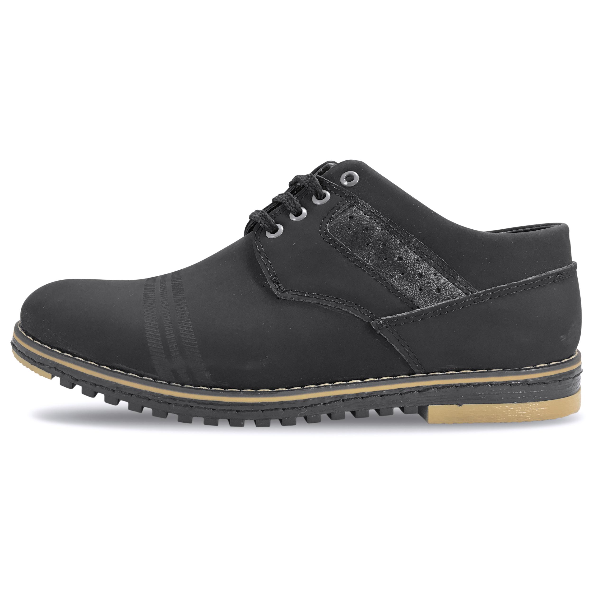 کفش مردانه مدل نقش جهان کد 3243