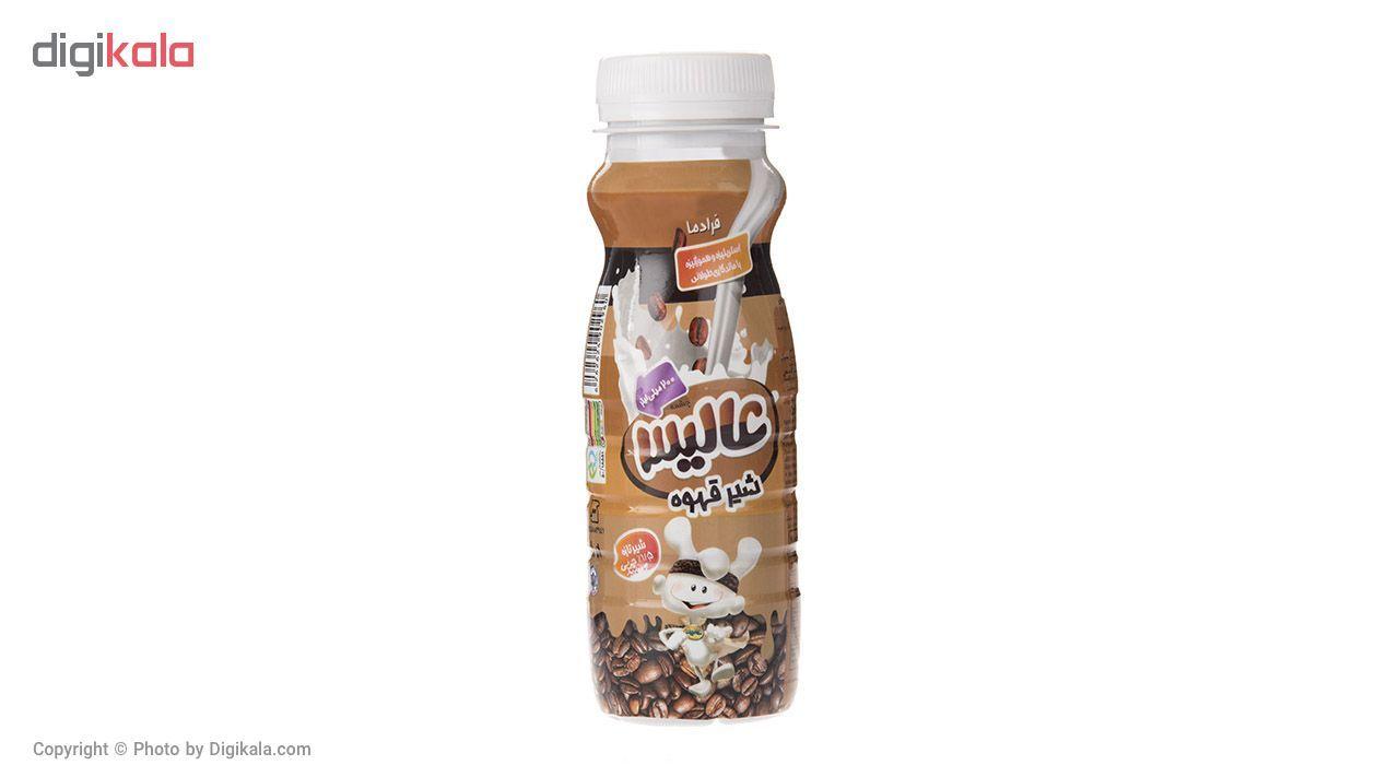 شیر قهوه عالیس مقدار 0.2 لیتر main 1 1