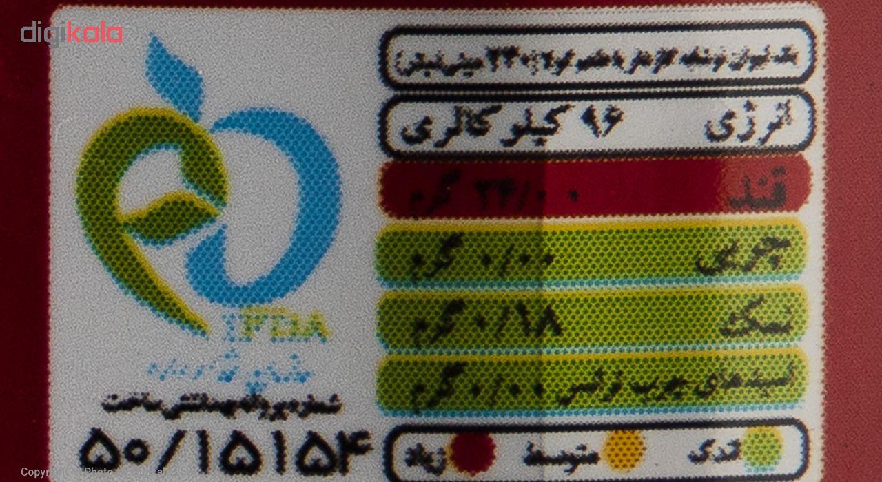 نوشابه گاز دار با طعم کولا عالیس مقدار 0.250 لیتر