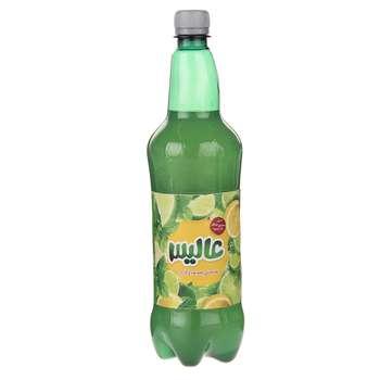 نوشیدنی لیمو نعناع گازدار عالیس حجم 1 لیتر