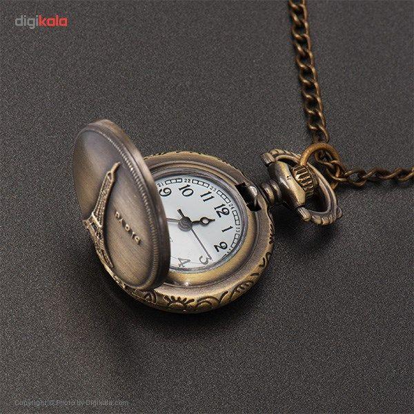 ساعت گردنبندی میو  مدل N022BM -  - 2