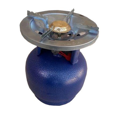 اجاق گاز پیکنیکی مدل TE-02 حجم 2 کیلوگرم
