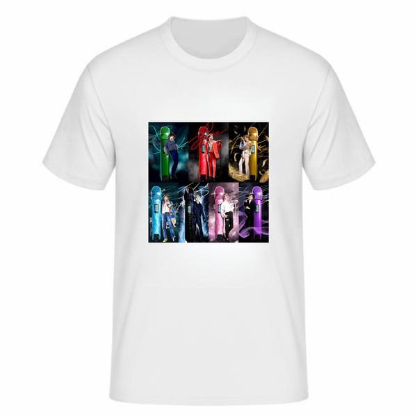 تی شرت آستین کوتاه زنانه مدل بی تی اس tme264