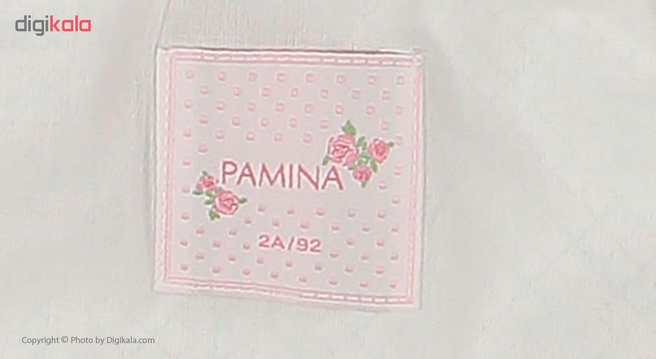 کت و شلوار دخترانه پامینا مدل P-17093