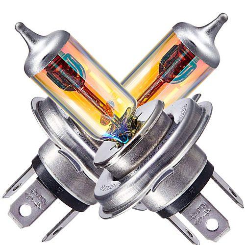 لامپ خودرو فونیکس مدل ALL SEASON H4 بسته دو عددی همراه دستکش نیتریل