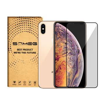 محافظ صفحه نمایش سرامیکی سومگ مدلRuby-10 مناسب گوشی موبایل اپل iPhone X/Xs