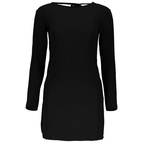 پیراهن زنانه طرح پشت زنجیر کد 413