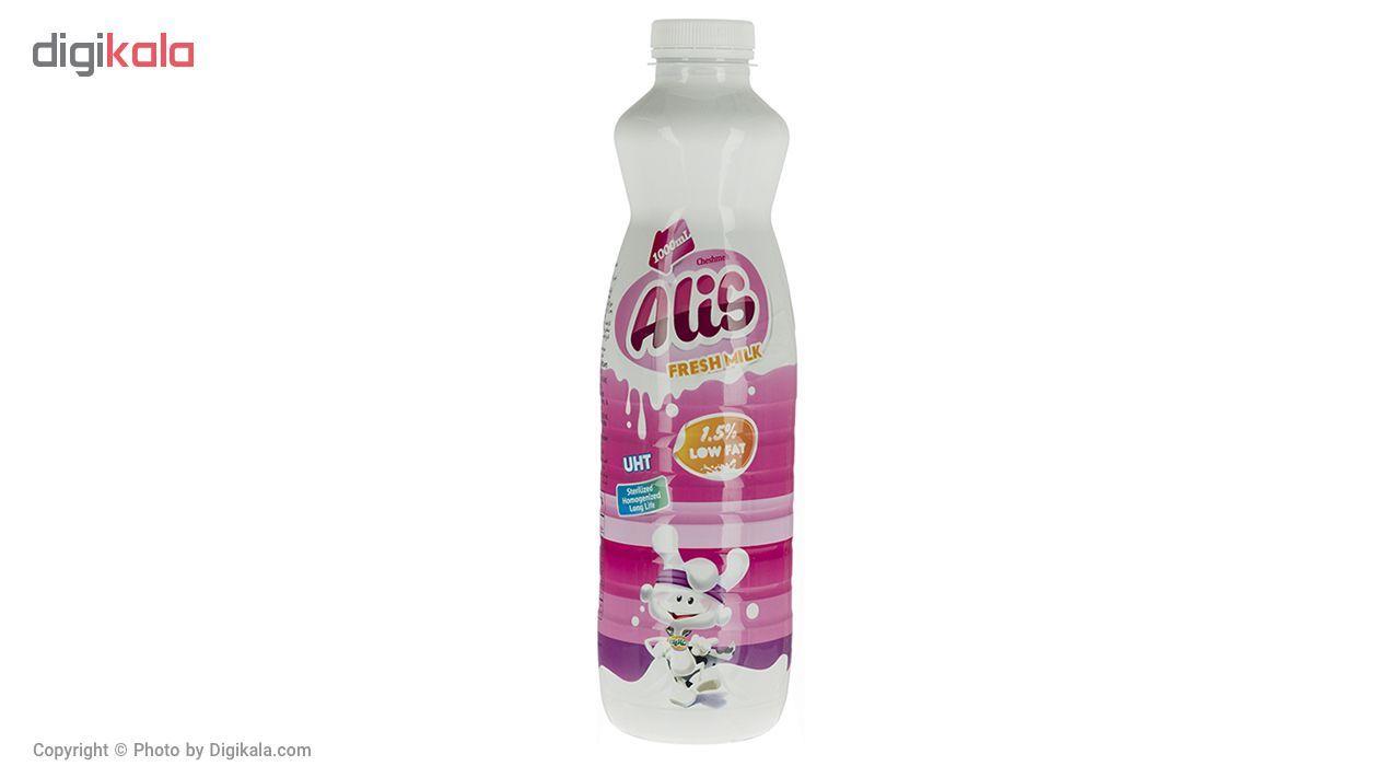 شیر کم چرب فرادما عالیس مقدار 1 لیتر main 1 3