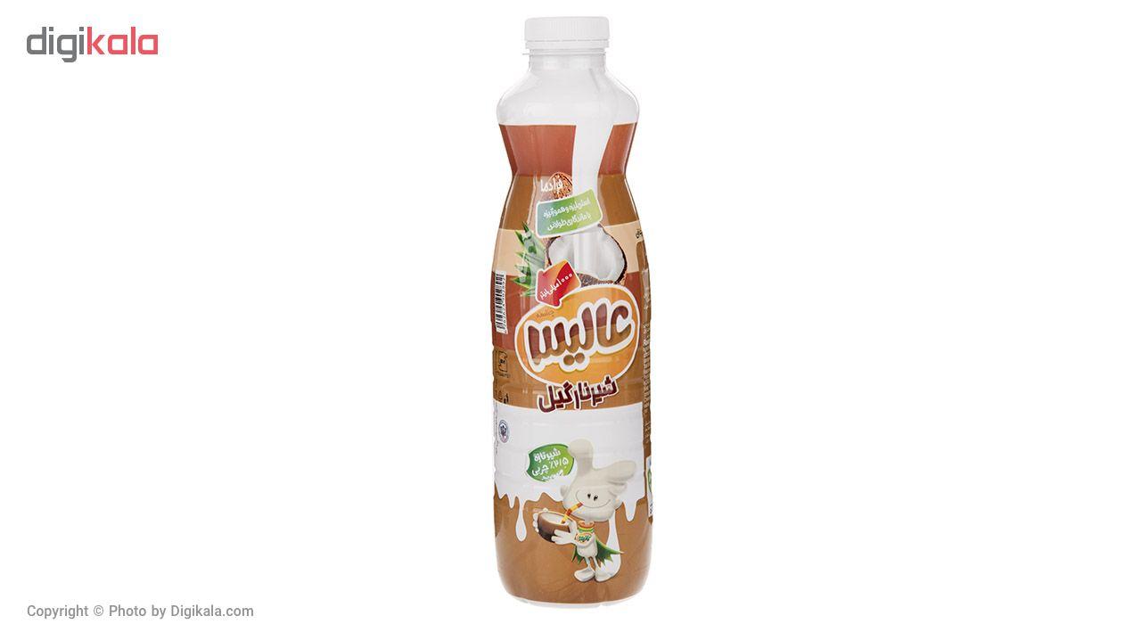 شیر نارگیل فرادما عالیس مقدار 1 لیتر