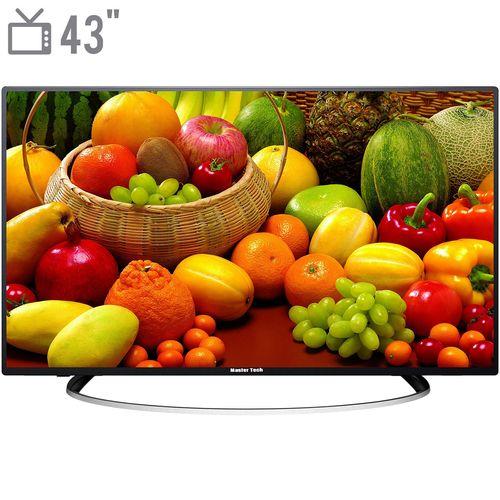 تلویزیون ال ای دی هوشمند مستر تک مدل MT-430USD سایز 43 اینچ