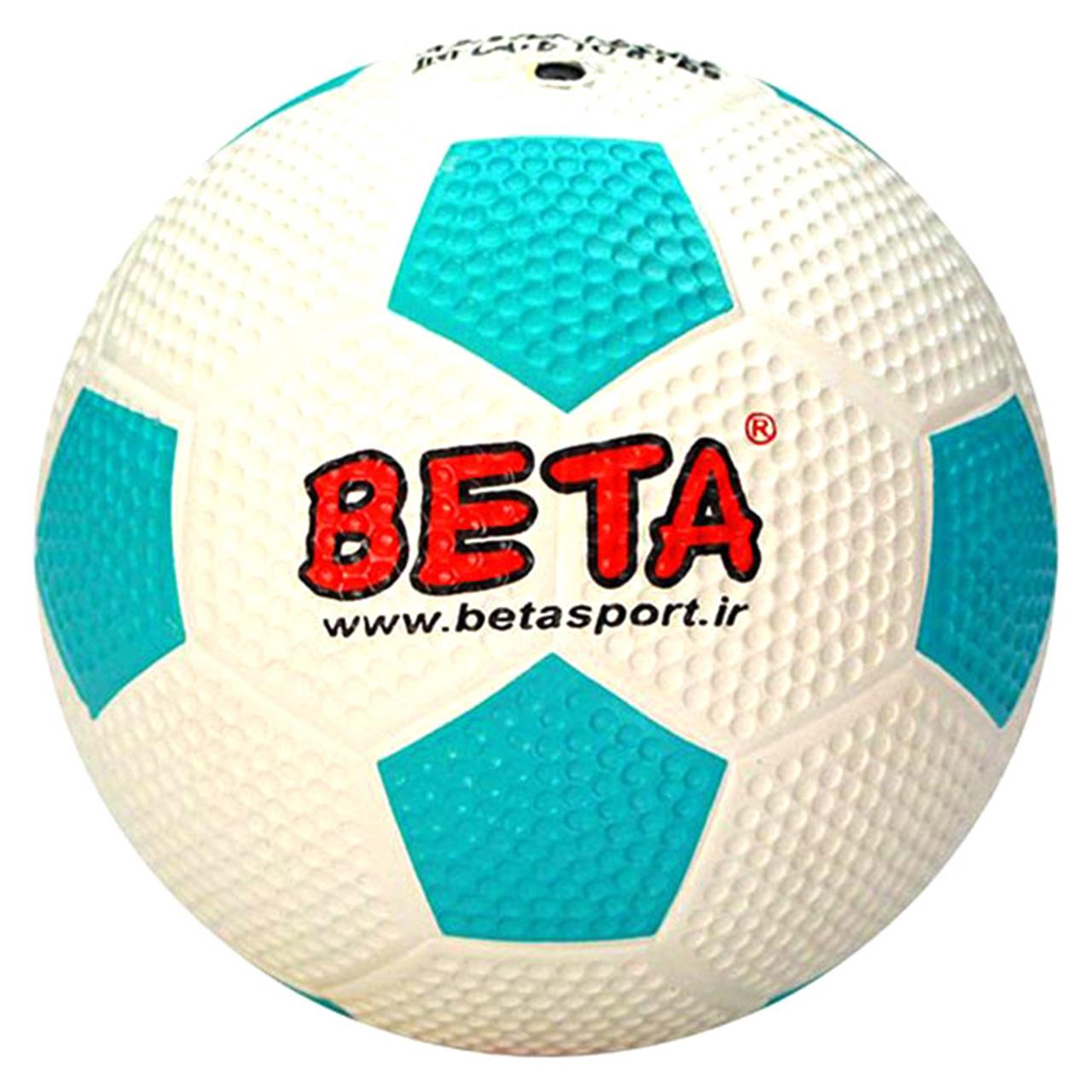 خرید                     توپ فوتبال بتا مدل PSRG سایز 1 سایز 1