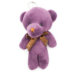آویز عروسک خرس مدل کله گنده کد BT11297
