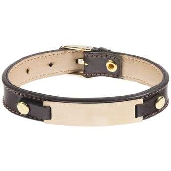 دستبند طلا 18 عیار آریاگلد مدل R218