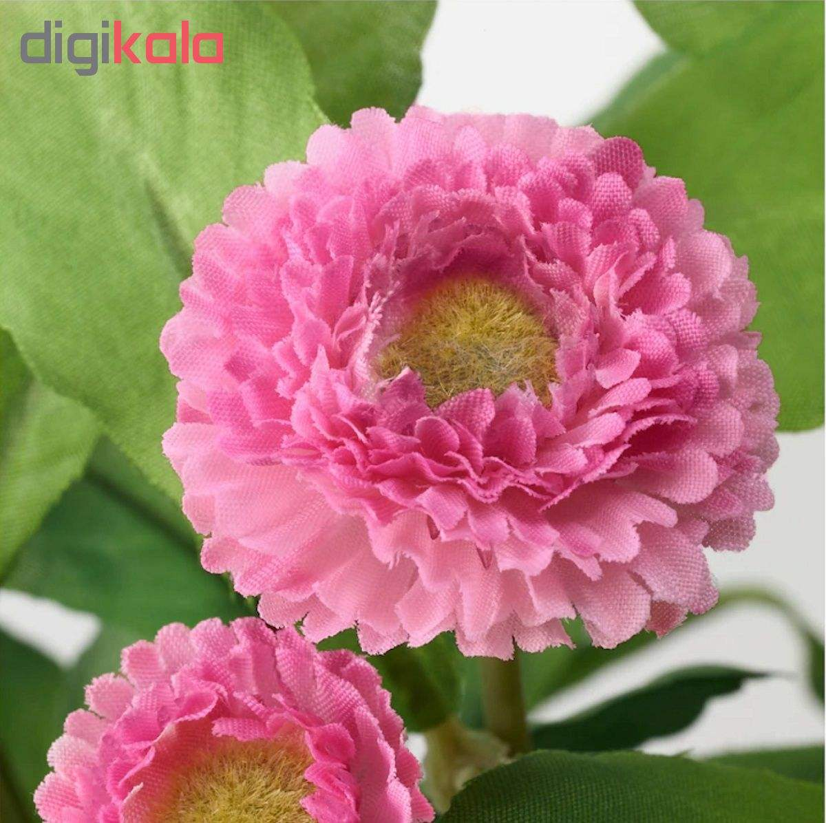 گلدان با گل مصنوعی ایکیا مدل Fejka 70234147  main 1 1