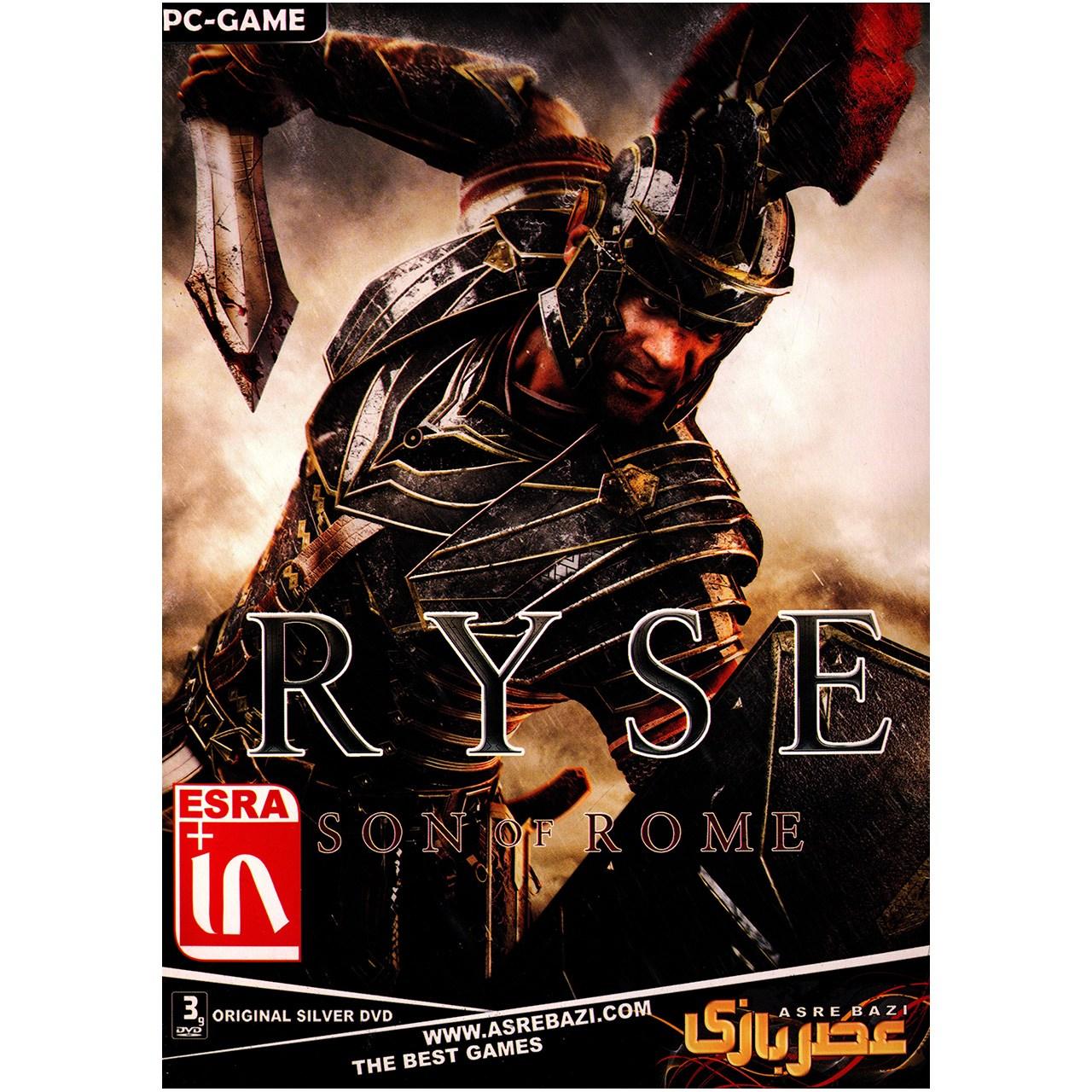 بازی کامپیوتری RYSE Son of Rome