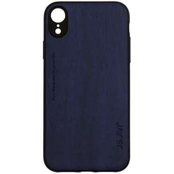 کاور جی اس جی ام مدل Wood Design مناسب برای گوشی موبایل Iphone XR