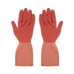 دستکش آشپزخانه ویولت مدل ساق کوتاه سایز بزرگ کد02  thumb