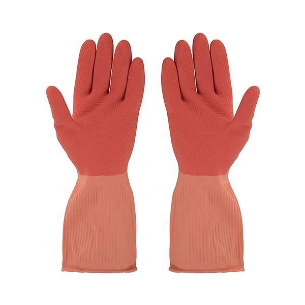 دستکش آشپزخانه ویولت مدل ساق کوتاه سایز بزرگ کد02