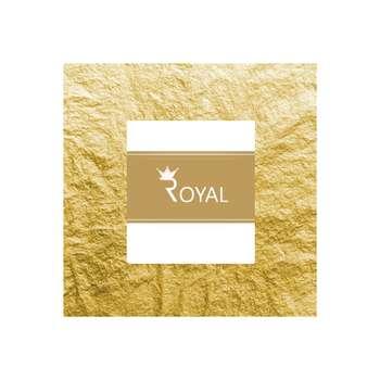 ورق طلا رویال کد 1 بسته 50عددی