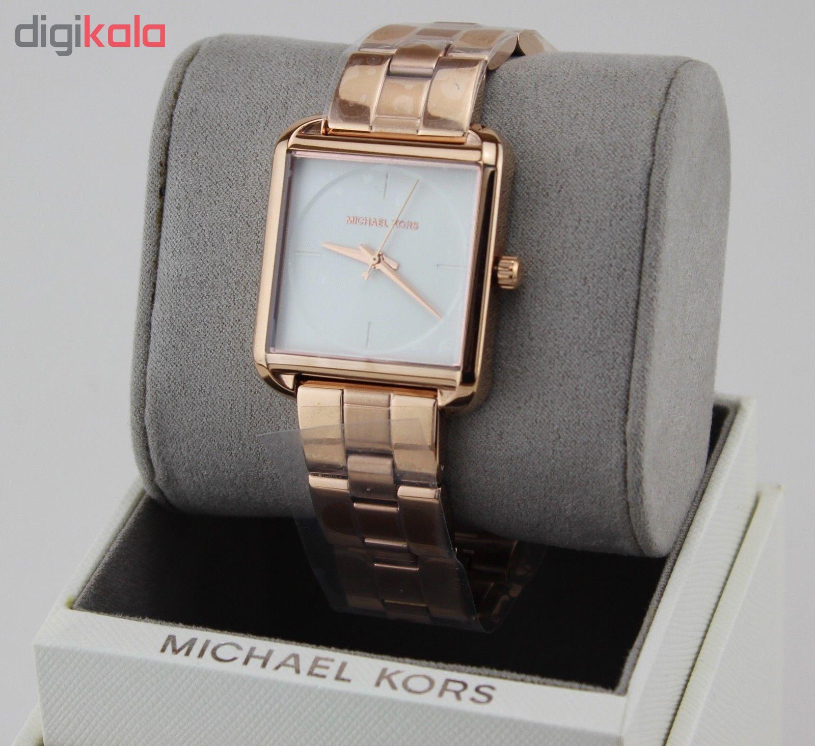 ساعت زنانه برند مایکل کورس مدل mk3645