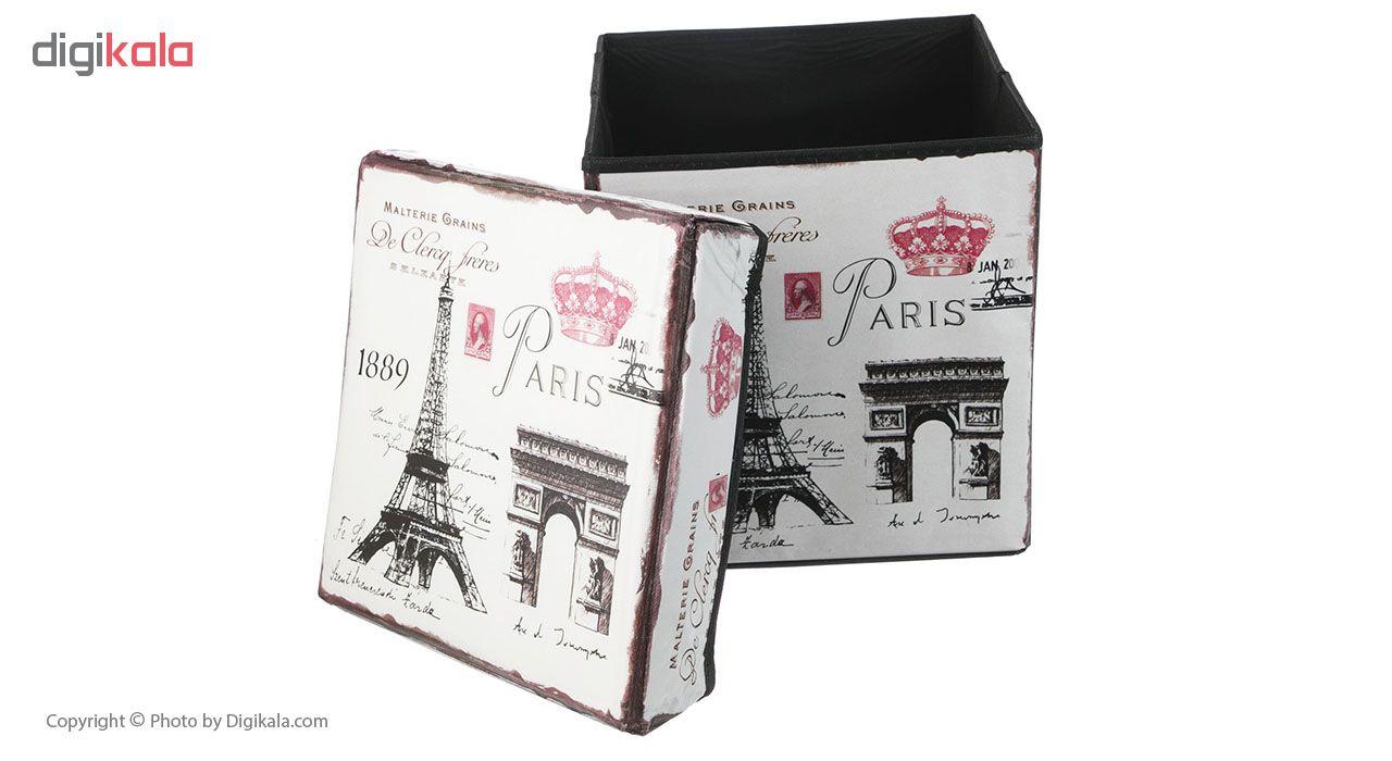 جعبه ارگانایزر طرح پاریس کد 01 main 1 2