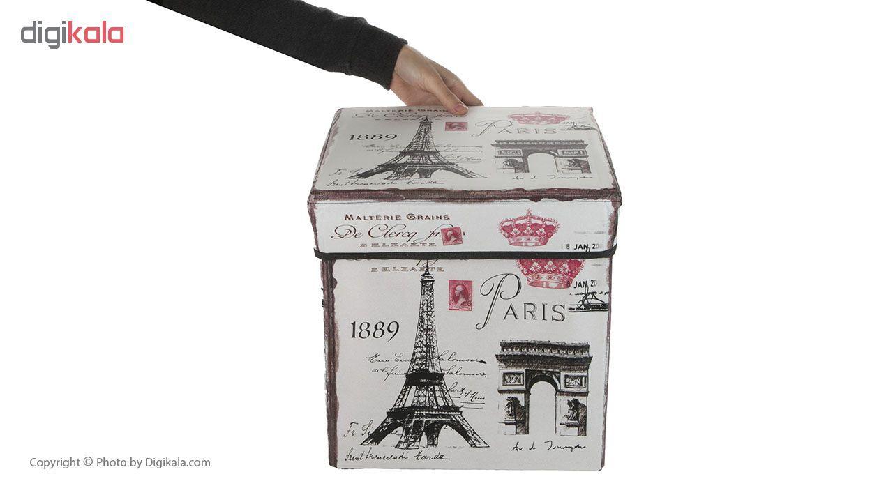 جعبه ارگانایزر طرح پاریس کد 01 main 1 3