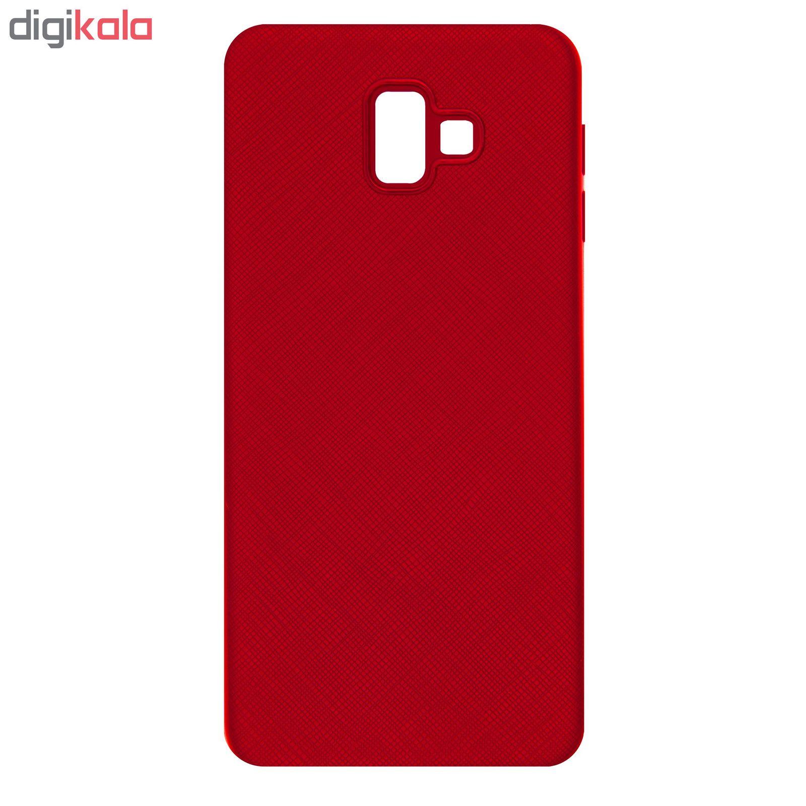 کاور سومگ مدل SC-i001 مناسب برای گوشی موبایل سامسونگ J6 Plus main 1 3