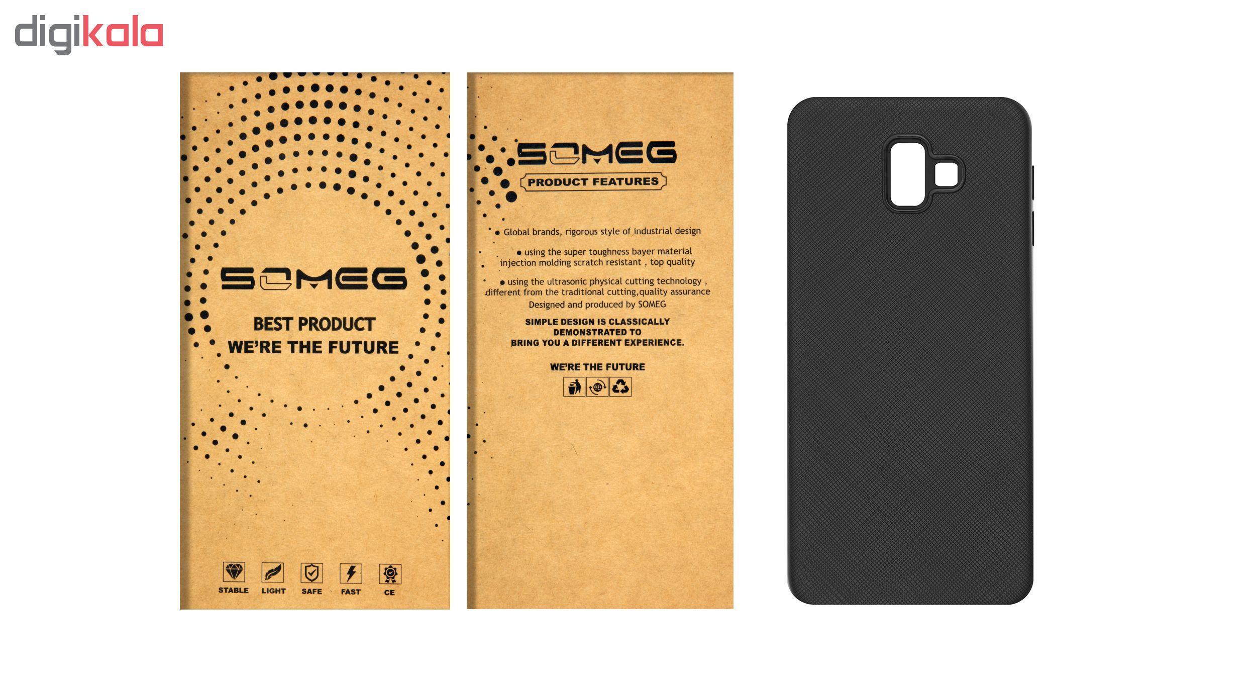 کاور سومگ مدل SC-i001 مناسب برای گوشی موبایل سامسونگ J6 Plus main 1 8