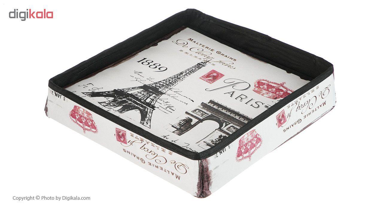 جعبه ارگانایزر طرح پاریس کد 01 main 1 4