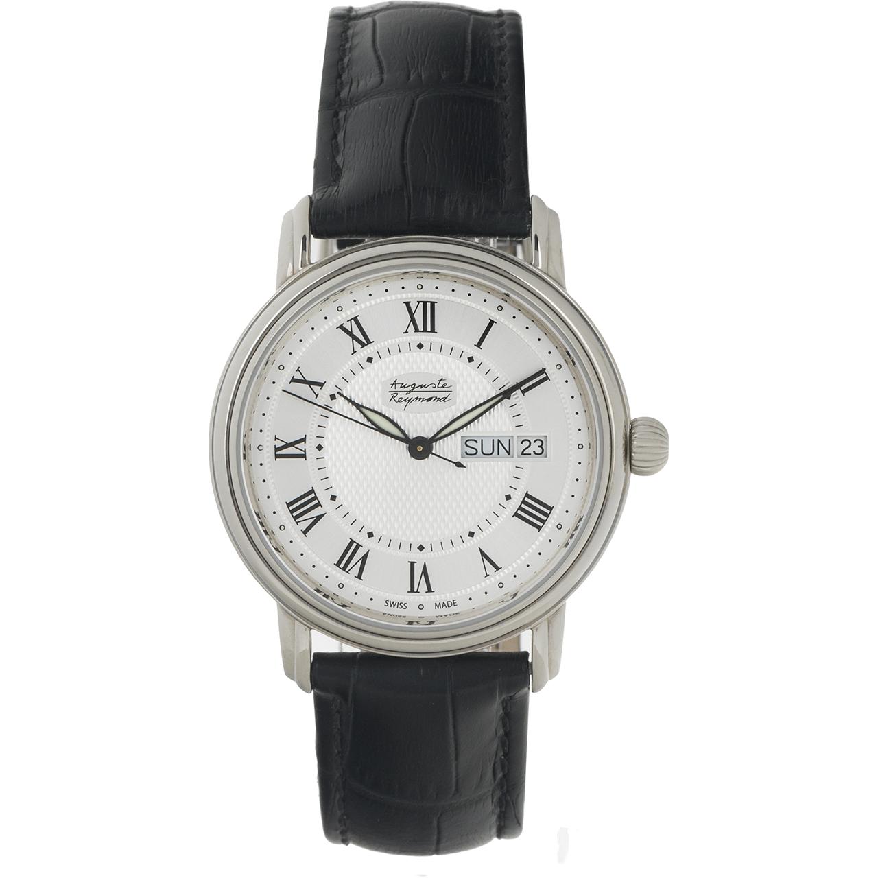 ساعت مچی عقربه ای مردانه آگوست ریموند مدل Q-623D610-57I