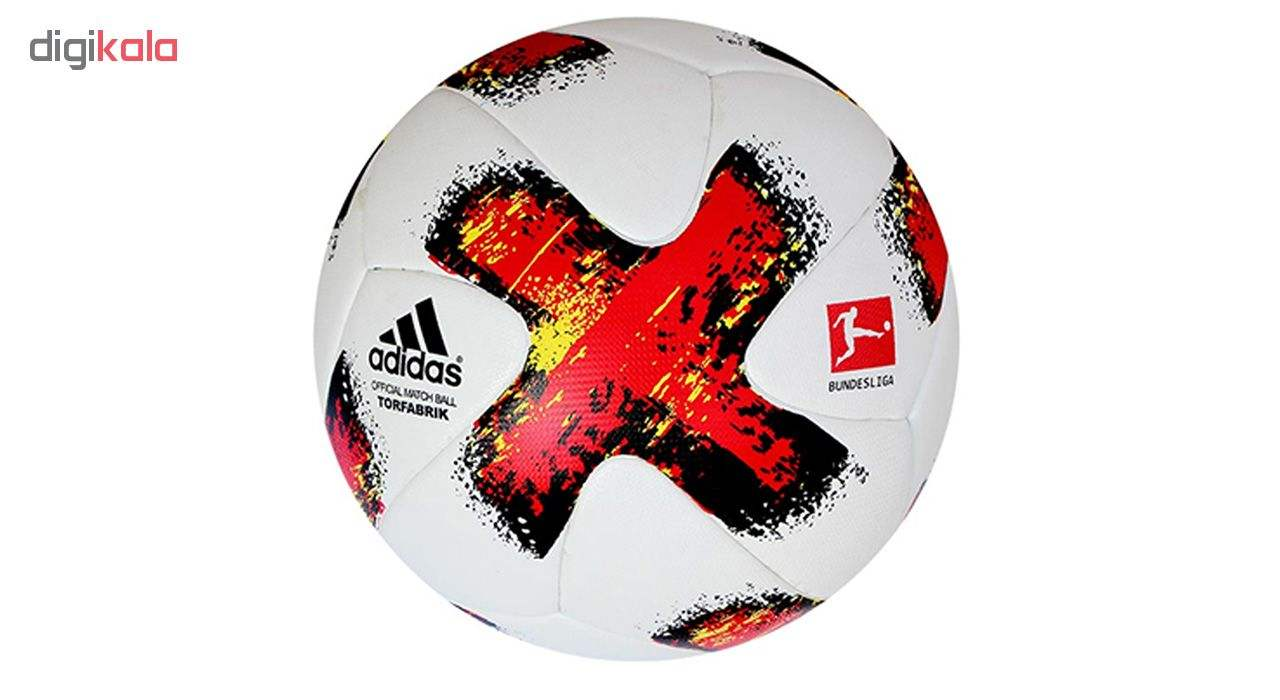 توپ فوتبال بتا مدل Torfabrik سایز 5 main 1 1