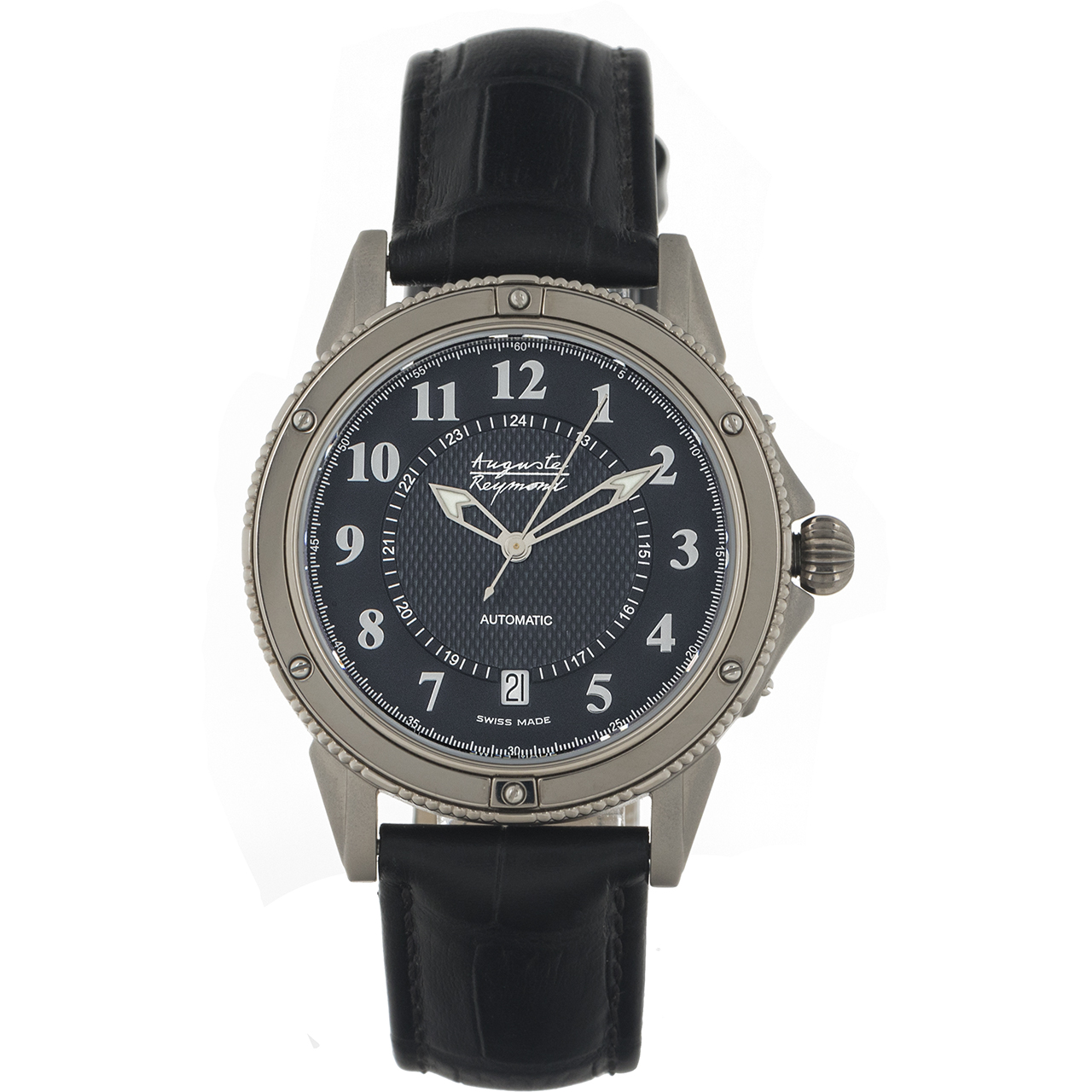 ساعت مچی عقربه ای مردانه آگوست ریموند مدلM-89B700-20U