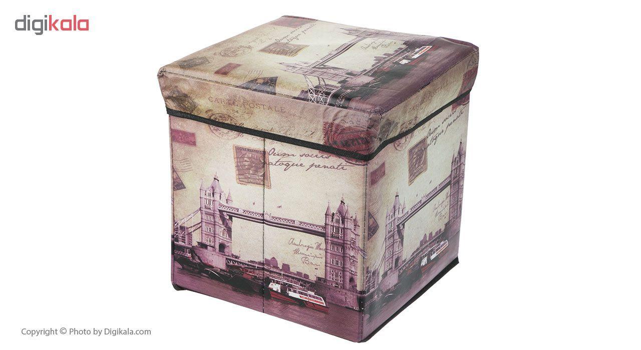 جعبه ارگانایزر طرح تاور بریج کد 04 main 1 1