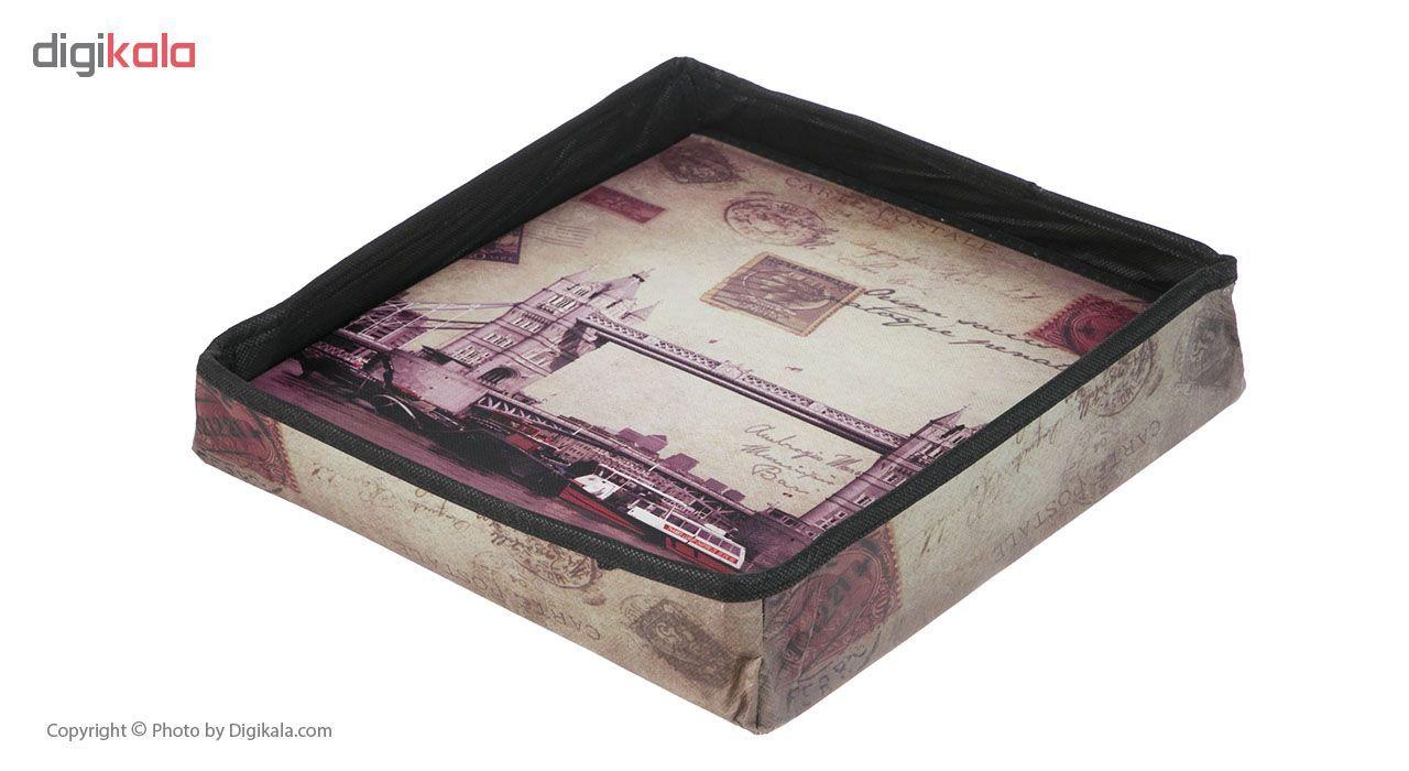جعبه ارگانایزر طرح تاور بریج کد 04 main 1 4